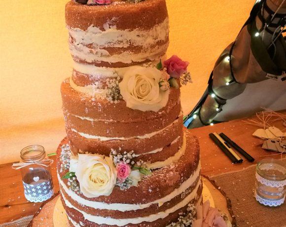 Wedding in a Field – No Problem !!!