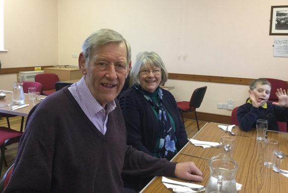 Community Lunch at Langdale Village Hall